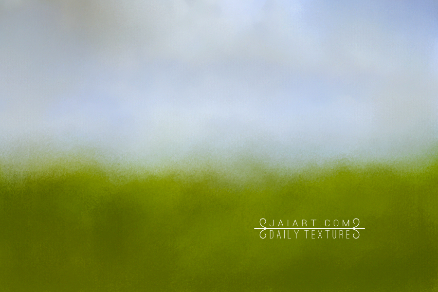 Lush Field Of Green Texture Background